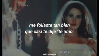 Lana Del Rey - Norman fucking Rockwell (español)