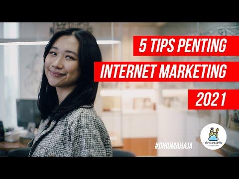 Tips Internet Marketing 2021 – Dewaweb