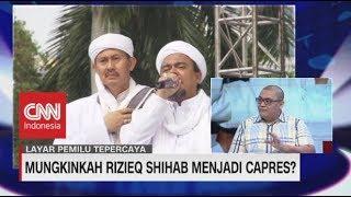Mungkinkah Rizieq Shihab Menjadi Capres?