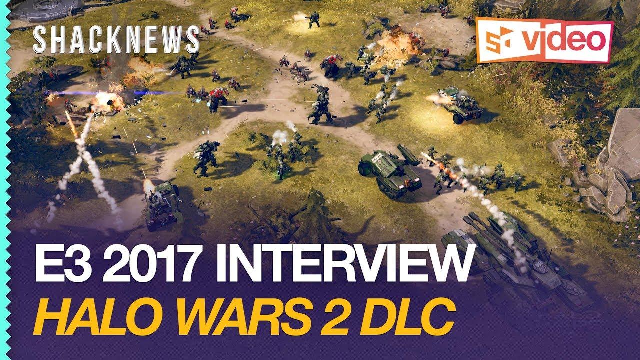 E3 2017: Halo Wars 2 Awakening the Nightmare Expansion