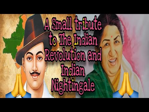 Happy birthday to shri Shaheed Bhagat singh and Lata mangeshkar ji