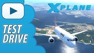 Test Drive | xVision Tweak Tool | X-Plane 11