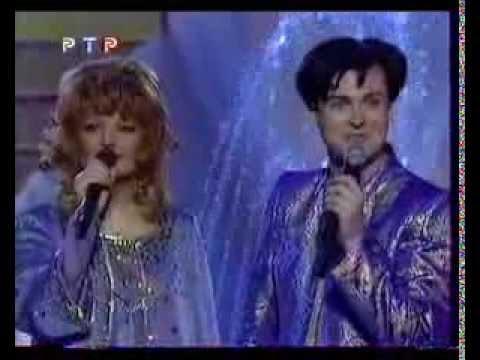 """Анастасия и Юлиан. """"Дорогая моя..."""" (А. Пахмутова - Н. Добронравов)"""
