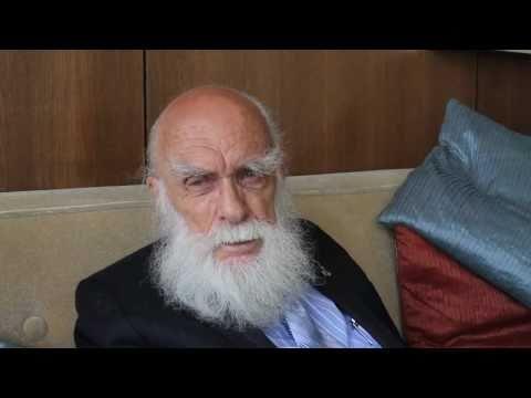 James Randi, magician, skeptical of paranormal & supernatural-LA 4/28/11