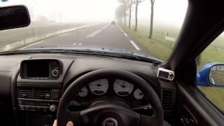 POV Nissan Skyline R34 GT-R