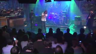Soundgarden - Beyond The Wheel [Live On Letterman 2012]
