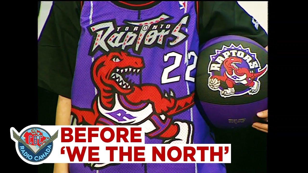 buy online 5a333 3af4d Raptors unveil original jersey
