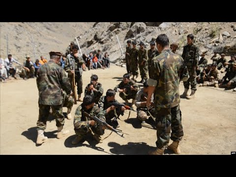 Tajik Group Offers To Fight Alongside Anti-Taliban Militias In Afghanistan