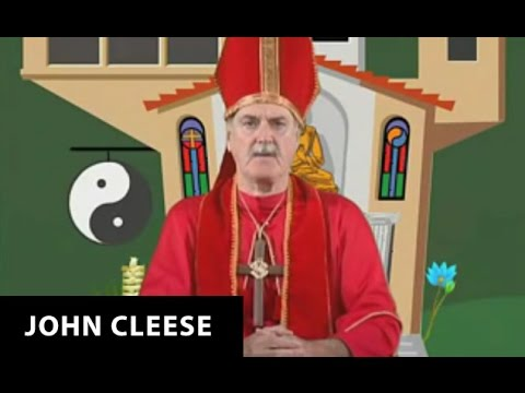 John Cleese  - Church of JC Capitalist