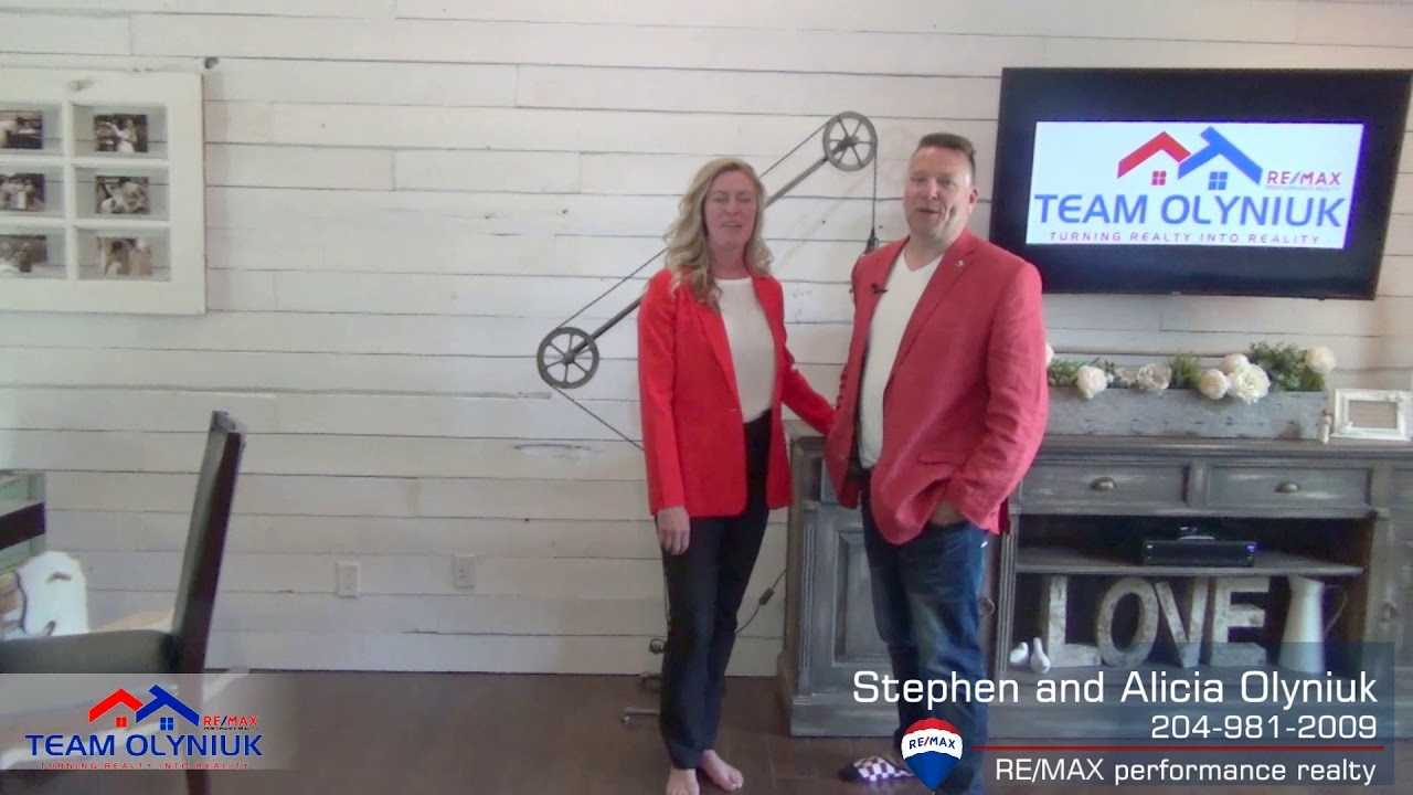 Team Olyniuk with Remax performance realty