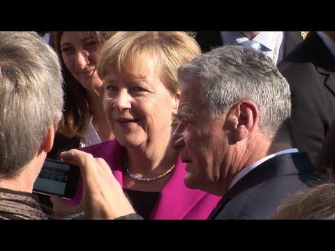 Tag der Deutschen Einheit - Feier in Hannover, 3.Oktober 2014