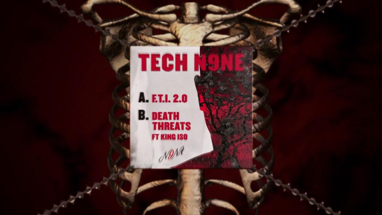 Tech N9ne - Death Threats Ft  King Iso | OFFICIAL AUDIO