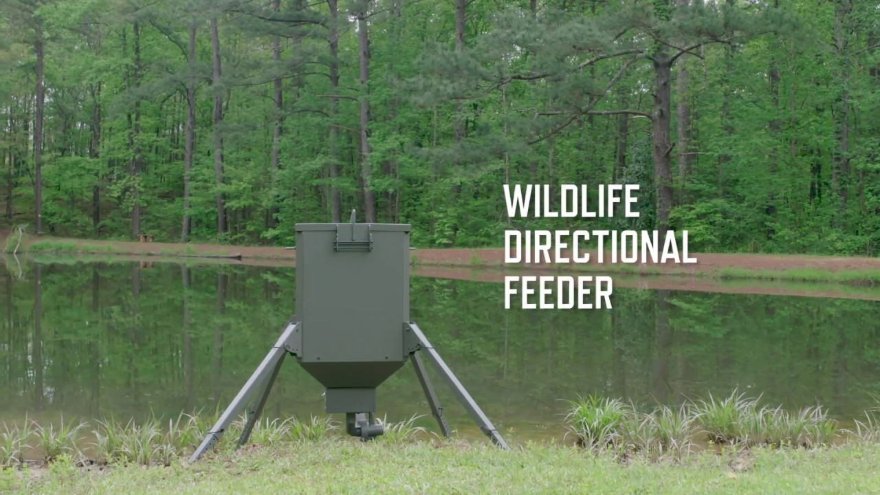 Moultrie Wildlife Directional Feeder | Product Video