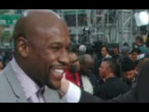 ESPN First Take - Floyd Mayweather acted Fake Classy During Mayweather vs Pacquiao Press Conference