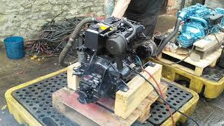 Sabb L3.139 (Lister Petter LPW3) Lifeboat Marine Diesel Engine