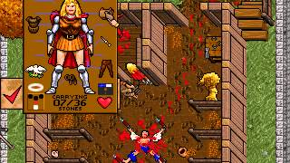 "Let's Play ""Ultima VII"" Part 001 - Murder Most Foul"
