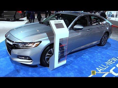 2019 Honda Accord Hybrid - Exterior and Interior Walkaround - 2018 New York Auto Show