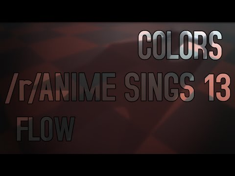 rAnime Sings  Colors Code Geass OP1