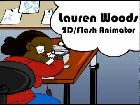 Lauren Woods Demo Reel 2012