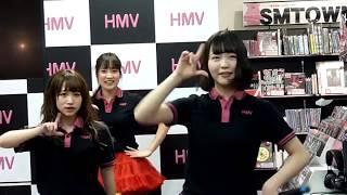 2018年5月18日 HMV札幌ステラプレイス店 HMVプレゼンツ ライブプロマン...