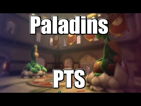 Paladins: How to Download PTS (Public Test Server)