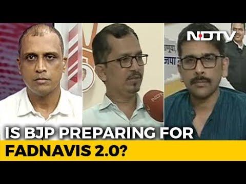 Trending At 10   Maharashtra Elections: Is BJP Preparing For Fadnavis 2.0?