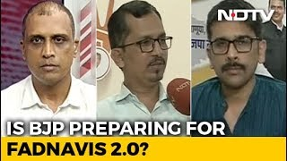 Trending At 10 | Maharashtra Elections: Is BJP Preparing For Fadnavis 2.0?