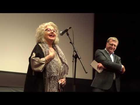 Hanna Schygulla à la Cinémathèque  11 avril 2018