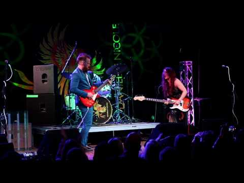 DNB rocking Midnight Train to Memphis 07 Apr 18 @ the Knuckleheads Garage