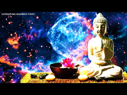 432 Hz Law Of Vibration !! Spiritual Awakening Miracle Tone !! Positive Energy Attraction