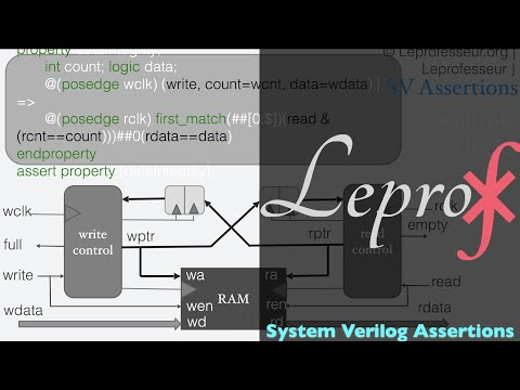 ⨘ } VLSI } System Verliog } Assertions }