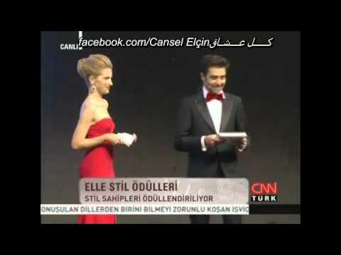 Cansel Elçin -Elle Style Awards Part (4)