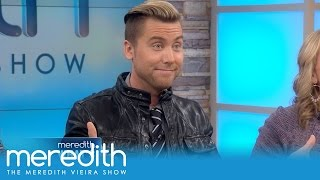 lance bass on adele breaking nsyncs record the meredith vieira show