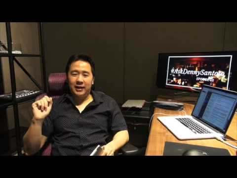 #AskDennySantoso EP10 - DM Labs, Startup Discussion  & NLP