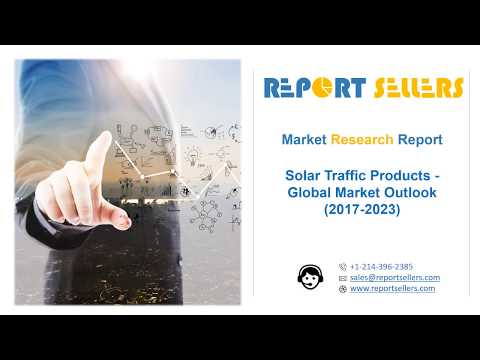 Solar Traffic Products Market Research Report