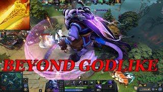 Dota 2 - Riki BEYOND GODLIKE!!! (RADIANCE)