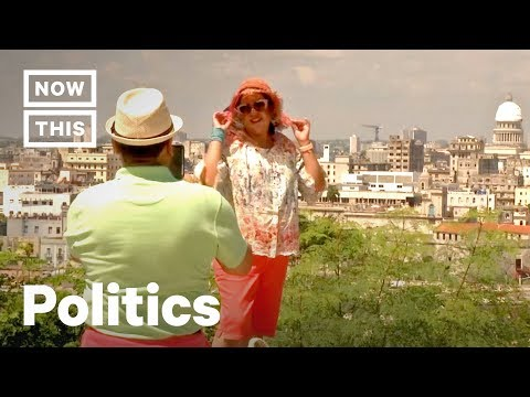 Trump Administration Just Made Cuba Travel Harder | NowThis