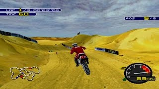 Moto Racer 2 Gameplay Moto X Championship (PlayStation)
