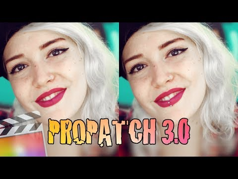 Remove Blemishes From Skin In Video - Final Cut Pro Tutorial 2019
