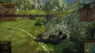 World of Tanks: T30 Gameplay with 9 Kills and 7 Medals [7.7k Damage,1v6] | 8.1