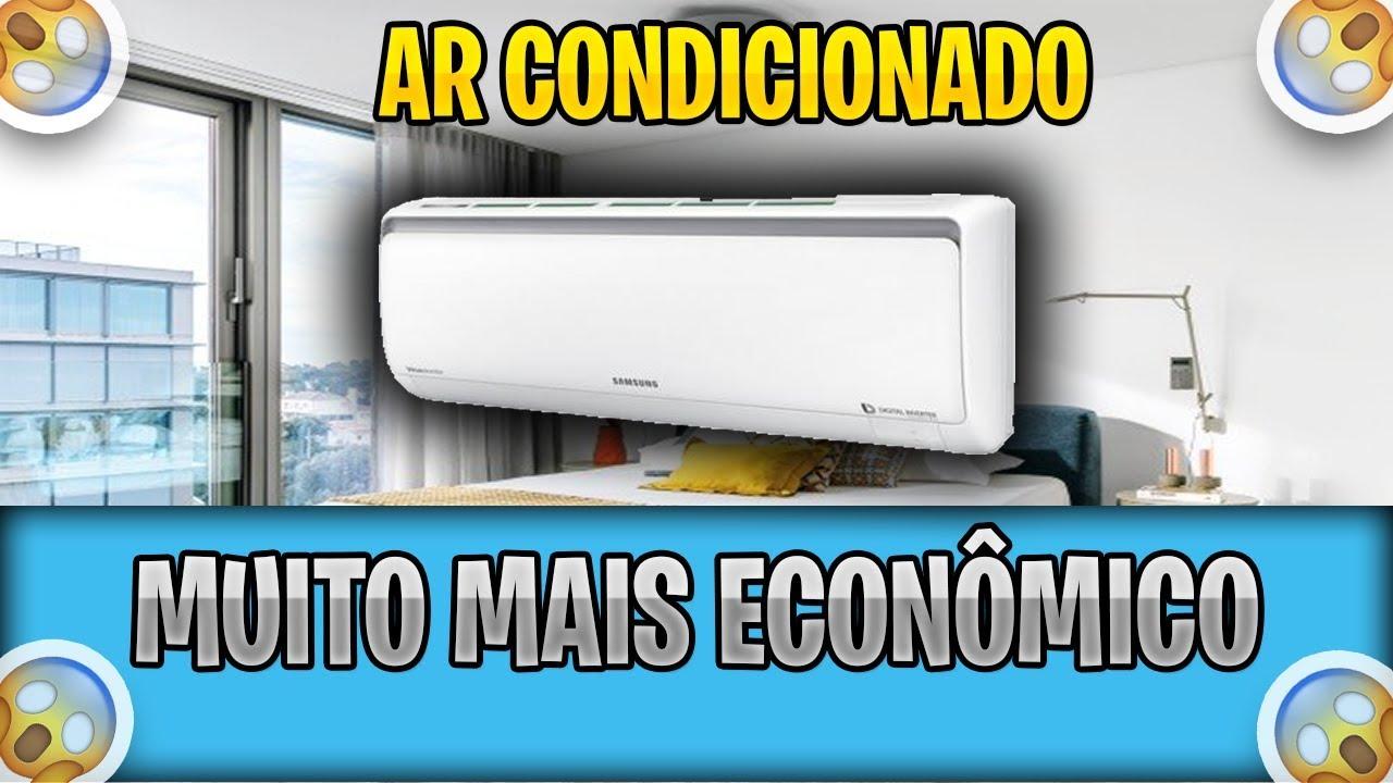 Ar Condicionado Muito Mais Economico Lg Dual Inverter E Samsung 8