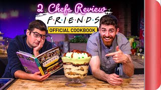 2 Chefs Review The Friends Official Cookbook