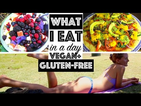 What I Eat as a [GLUTEN-FREE VEGAN] in Hawaii +VLOG