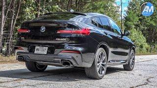 BMW X4 M40i (360hp) - pure SOUND💥🙉