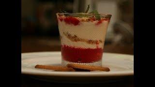 Юлия Высоцкая — Освежающий десерт на завтрак