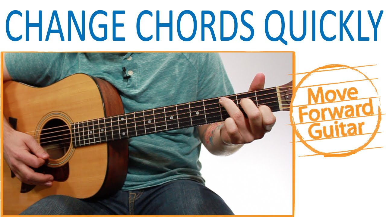 5 Tips To Change Guitar Chords Quickly Smoothly Youtube