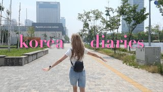 KOREA DIARIES | outlet shopping, trying chinese spicy hot pot ??