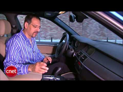 Car Tech  2010 BMW X5 M review