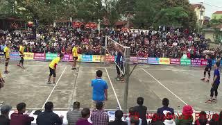 Chung kết hội Kim Thiều 2019   TDTT Bắc Ninh vs Hà Tĩnh