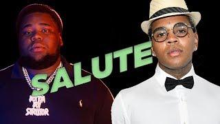 Rod Wave Salutes Kevin Gates for Motivating Him to Rap